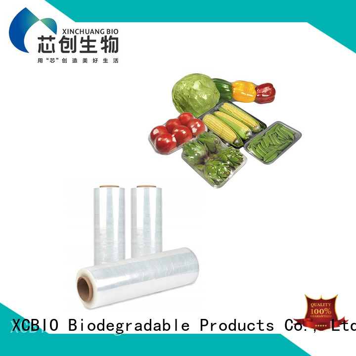 XCBIO biodegradable plastic mulch supplier for home