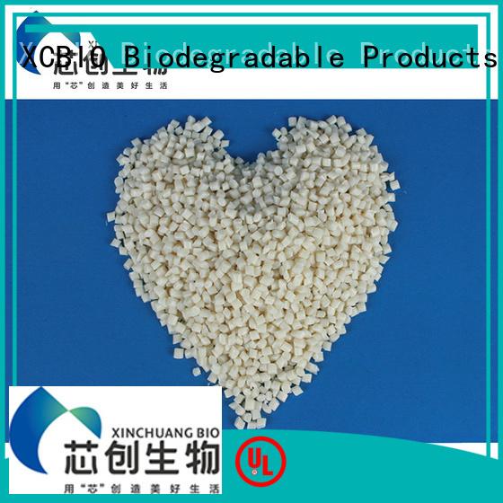 XCBIO latest polylactic acid supply