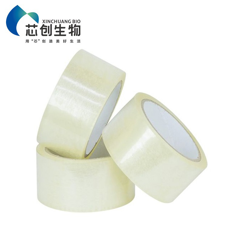 Biodegradable PLA Clear Adhesive Tape Roll Packing Tape