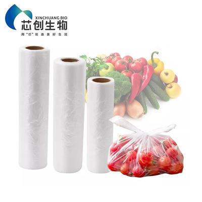Biodegradable PBAT/PLA Compostable Fresh Bag