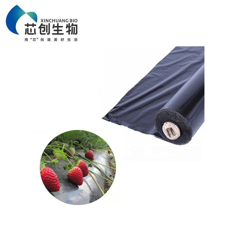 PLA Mulch Film Eco Friendly Plant Ground Cover Transparent