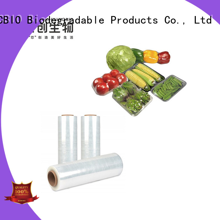 XCBIO recyclable trash bags in-green for factory