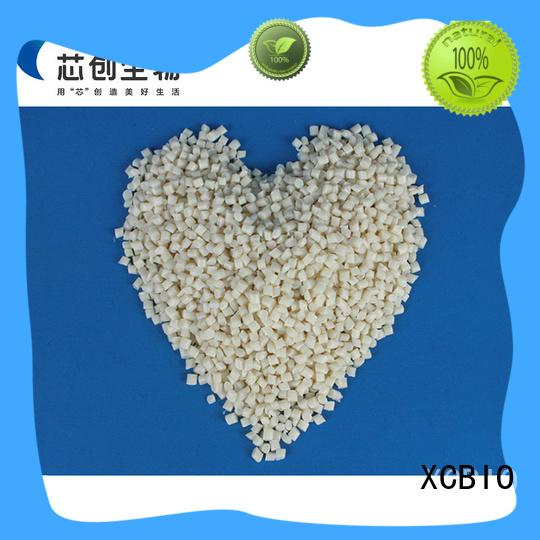 XCBIO wholesale biodegradable plastic pellets supply
