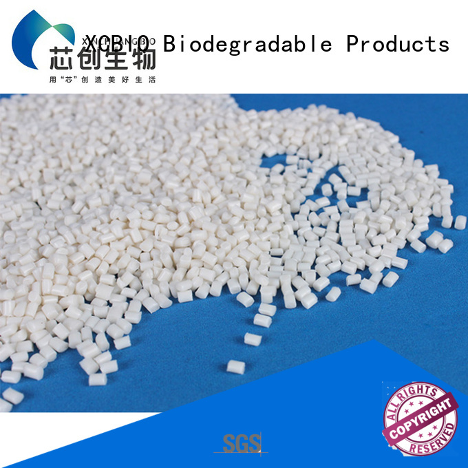 XCBIO biodegradable plastic manufacturers company