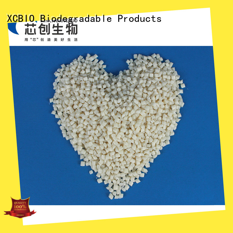 XCBIO biodegradable plastic pellets for business for wedding party