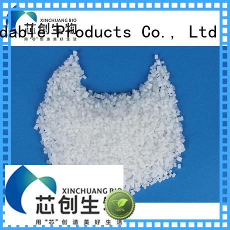 best biodegradable plastic pellets factory