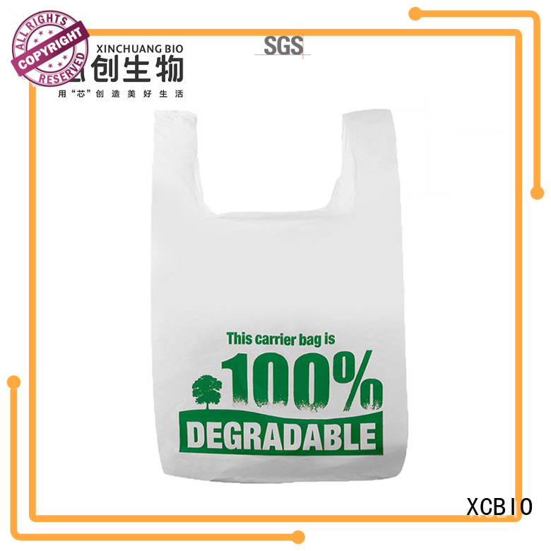 XCBIO best biodegradable food bags company