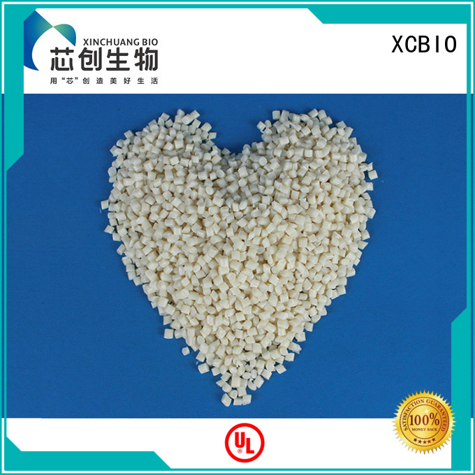 XCBIO biodegradable plastic manufacturers suppliers