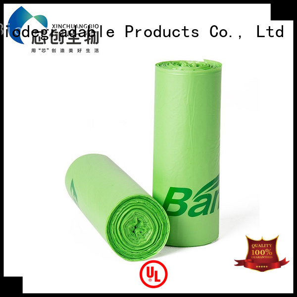 XCBIO wholesale compostable food bags supply