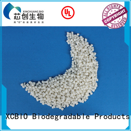XCBIO biodegradable plastic pellets factory