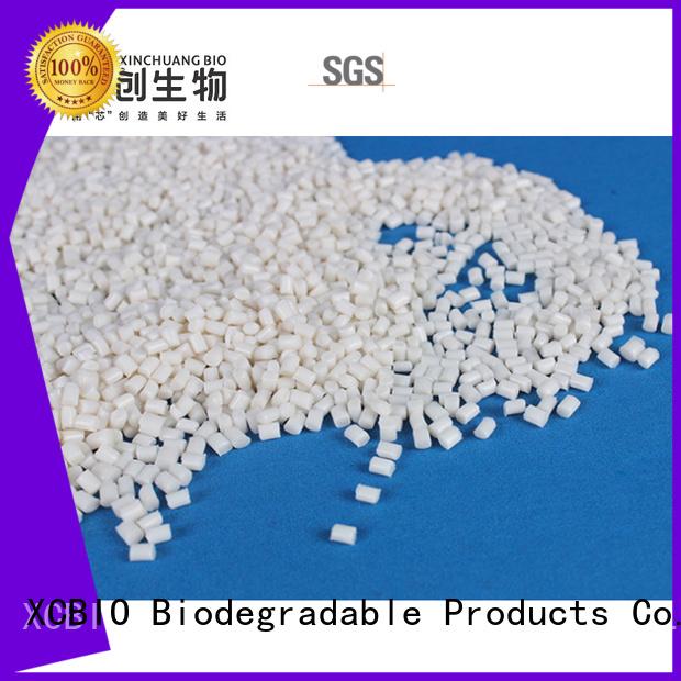 XCBIO non biodegradable plastic factory