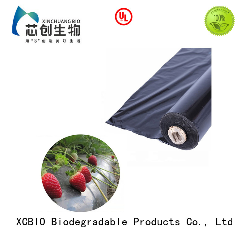 XCBIO compostable produce bags company