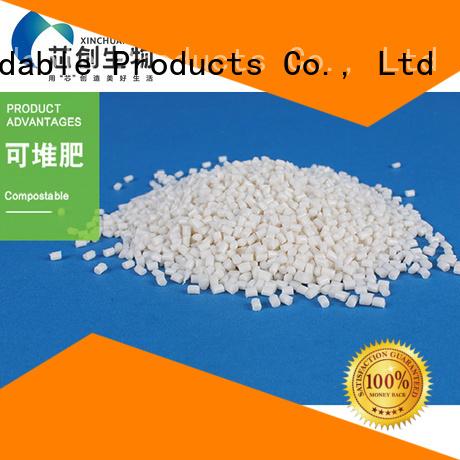 XCBIO non biodegradable plastic supplier for home