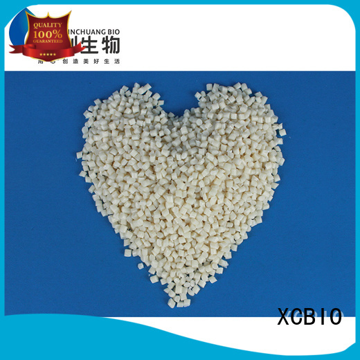 XCBIO biodegradable plastic manufacturers company for office