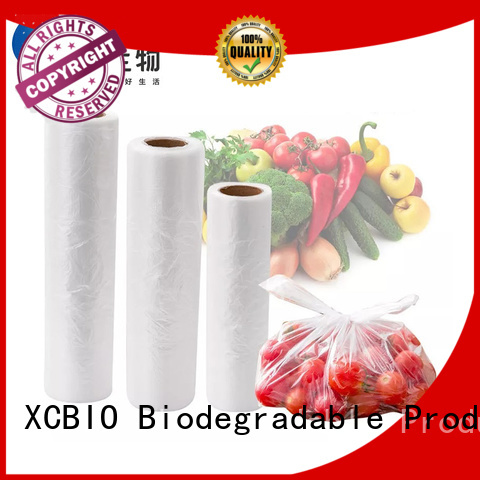 XCBIO top biodegradable mulch factory