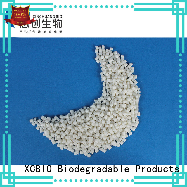 XCBIO corn starch bags factory for home