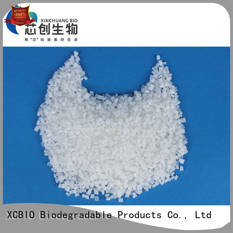 XCBIO biodegradable plastic pellets suppliers for party