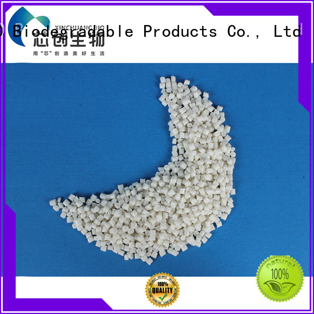 XCBIO non biodegradable plastic for business