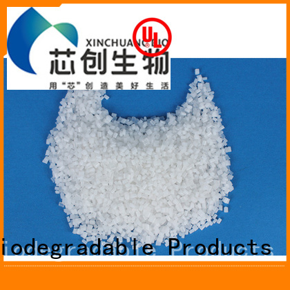 XCBIO top biodegradable plastic manufacturers factory