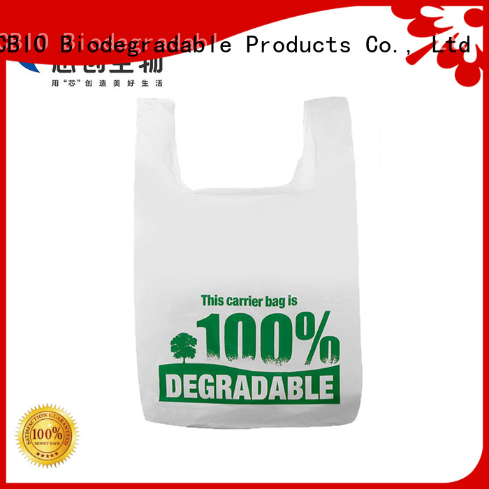 XCBIO biodegradable food bags company for wedding party
