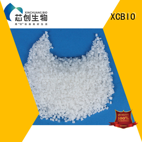 XCBIO best biodegradable plastic pellets constant for home