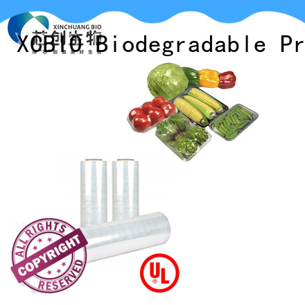 XCBIO biodegradable tape supply
