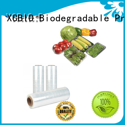 XCBIO biodegradable food packaging factory