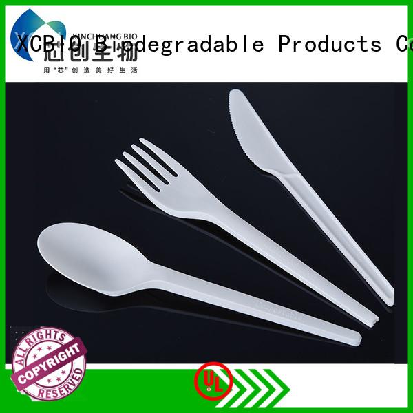 XCBIO plastic utensils manufacturers