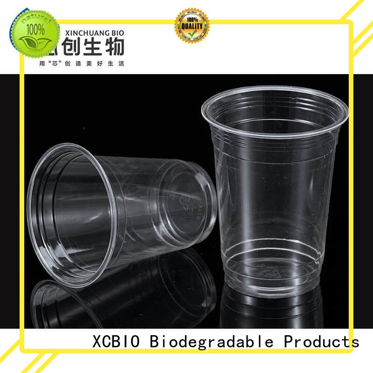 XCBIO compostable food bags manufacturers