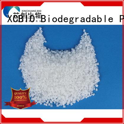 XCBIO biodegradable plastic pellets Application for factory