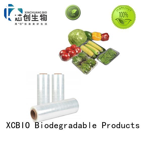 XCBIO top biodegradable food wrap manufacturers