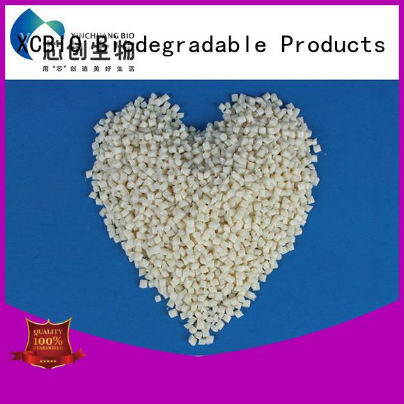XCBIO high-quality non biodegradable plastic factory for home