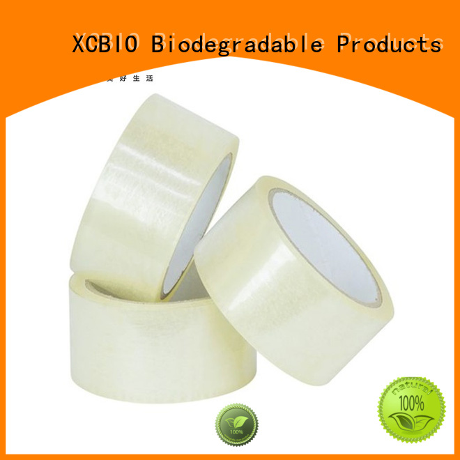 XCBIO compostable coffee cups supplier