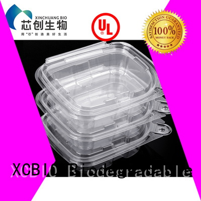XCBIO high-quality disposable flatware factory