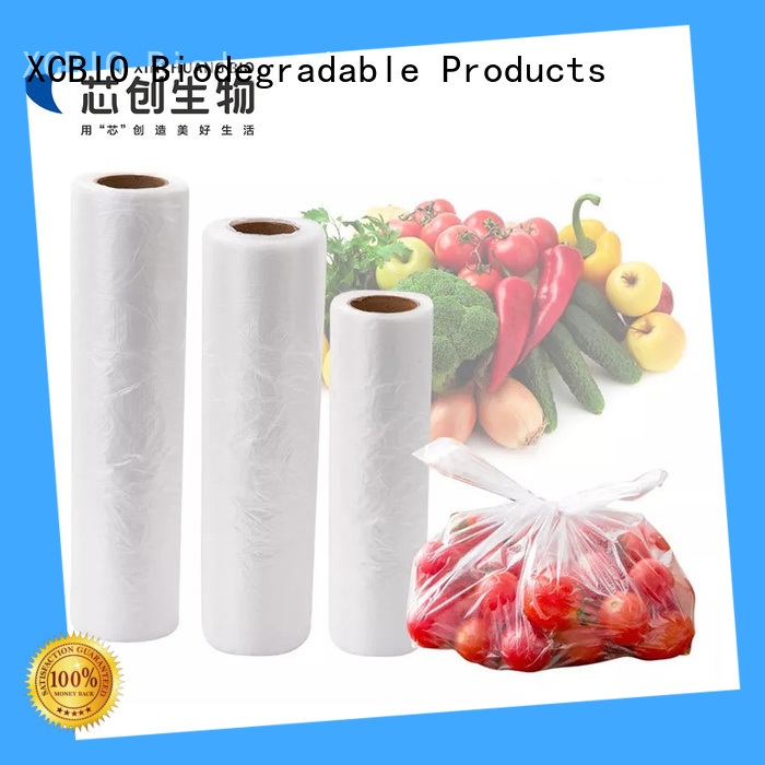 XCBIO biodegradable plastic wrap widely-use for wedding party