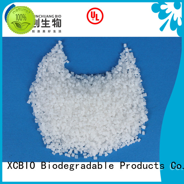 XCBIO top non biodegradable plastic factory