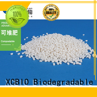 XCBIO pla resin factory