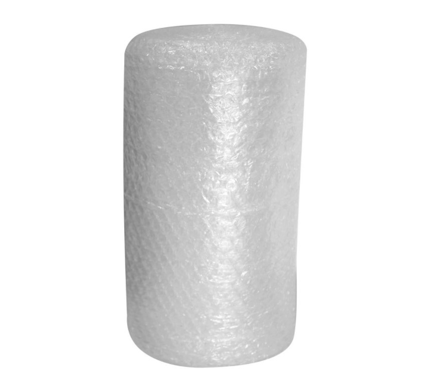 100% Plant based biodegradable bubble sheet biodegradable wrap bag packaging cushioning wrap
