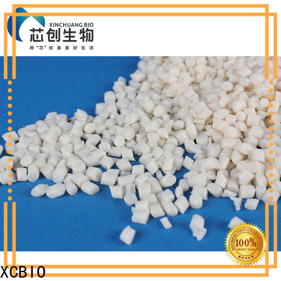 XCBIO biodegradable plastic manufacturers company for party