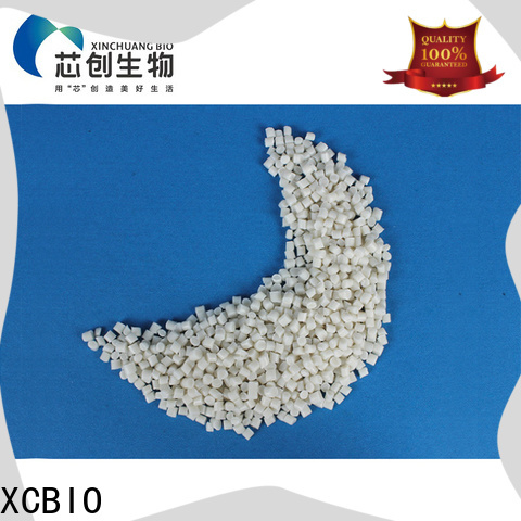 XCBIO best biodegradable plastic pellets Application for home