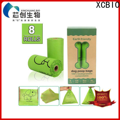 XCBIO compostable produce bags for business for office