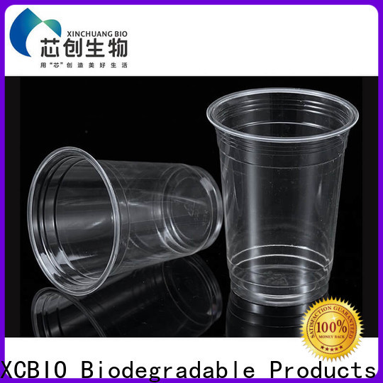 XCBIO new biodegradable silverware factory for wedding party