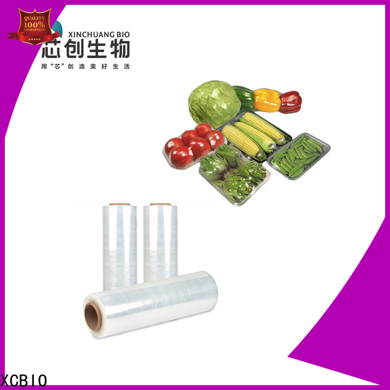 XCBIO compostable produce bags factory for factory