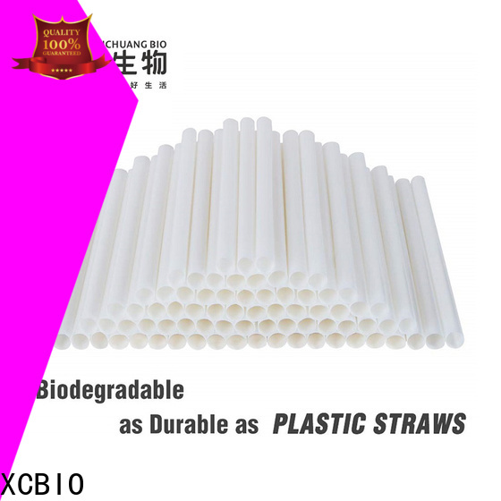 XCBIO biodegradable silverware long-term-use for home