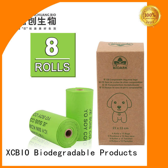 XCBIO biodegradable plastic wrap manufacturers for office