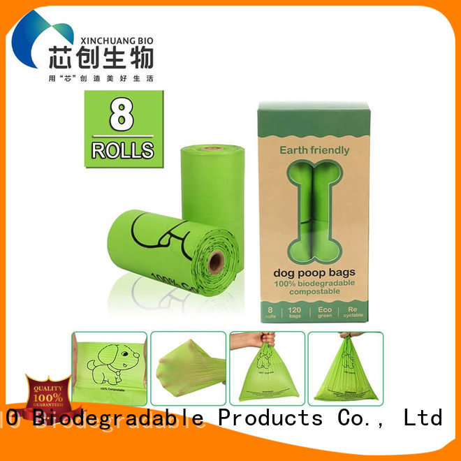 high-quality compostable garbage bags company for office
