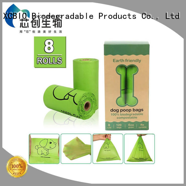XCBIO biodegradable packaging materials long-term-use for wedding party